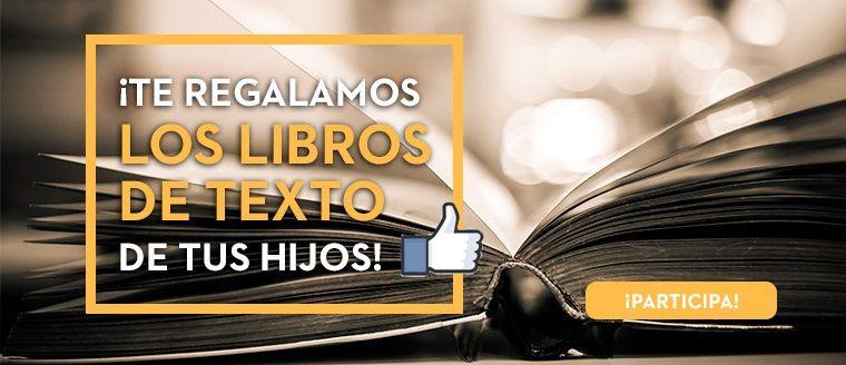 Casa del libro sortea libros de texto  para el curso 2017-2018