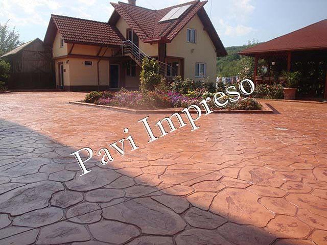 La eficiencia y usos del pavimento impreso, por Pavi Impreso