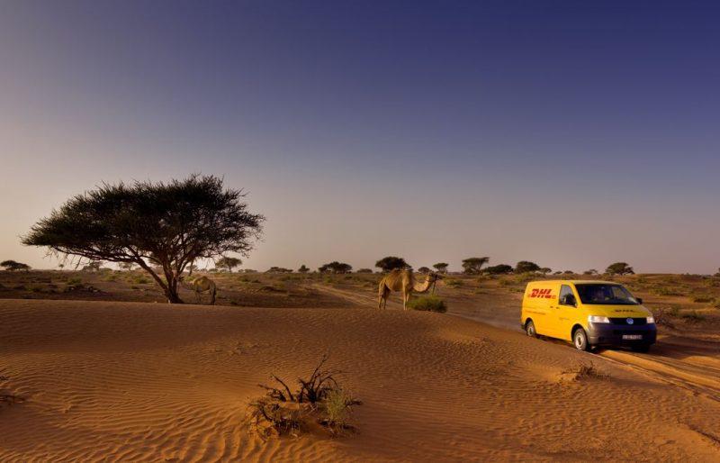 DHL, socio logístico oficial de la próxima Gaes Titan Desert by Garmin,