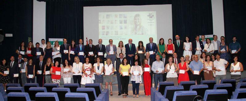 Fraternidad-Muprespa entrega a empresas de Madrid los diplomas Bonus 2014