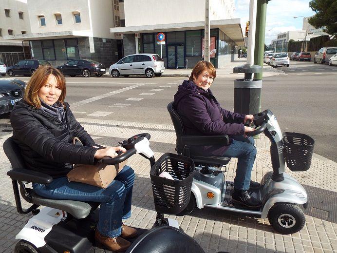 Mobility Mallorca presenta su gama de servicios para personas mayores o con movilidad reducida