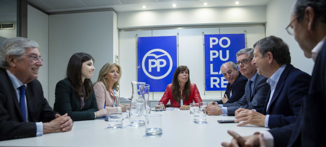 El pp designa al n mero 2 de cifuentes ngel garrido for Sede de la presidencia de la comunidad de madrid