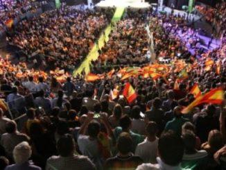 Un simpatizante de Vox denuncia una agresión en A Coruña tras un acto del partido,