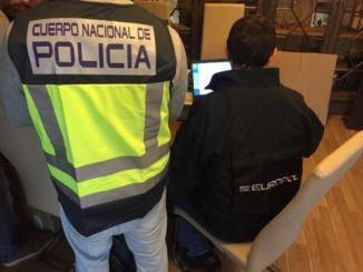 Detenido un integrante del grupo dedicado al tráfico ilícito de armas en Sevilla,