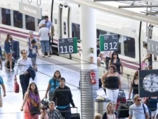 Renfe prevé trasladar 167.000 viajeros en el AVE en la primera 'operación salida' postcovid,