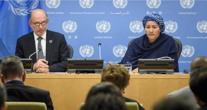 Guterres descartó reunión con Guaidó durante Asamblea de la ONU