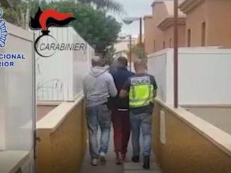 """detenido cabecillla """"la cuarta mafia"""""""