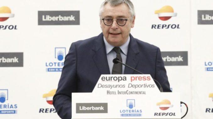 Michael Robinson, en una foto de archivo de Europa Press - EDUARDO PARRA / EUROPA PRESS - Archivo