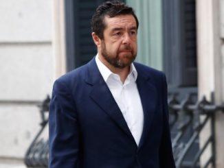 El dirigente de Ciudadanos Miguel Gutiérrez. - Óscar J.Barroso - Europa Press - Archivo