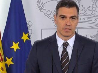 Sánchez apura a la UE para acordar el fondo de recuperación la próxima semana,