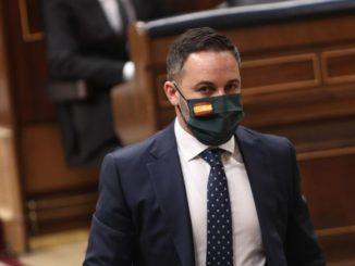 """Vox exige a Iglesias  comparecer ante el juez por el 'caso Dina' y dejarse de """"cortinas de humo"""" como las 'cloacas',"""