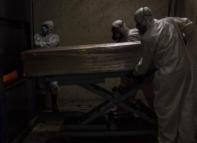 México supera a España como sexto país con más muertes por la COVID-19,