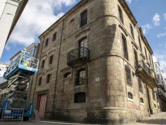 """La familia Franco defiende la venta de la Casa Cornide por ser """"propiedad suya"""","""