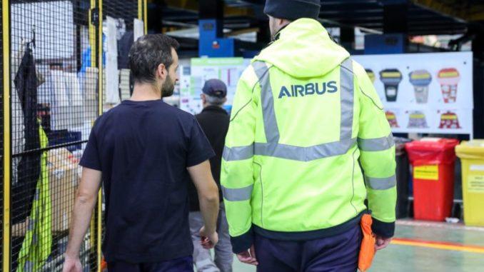 El comité interempresas de Airbus convoca huelga y manifestaciones contra los despidos,