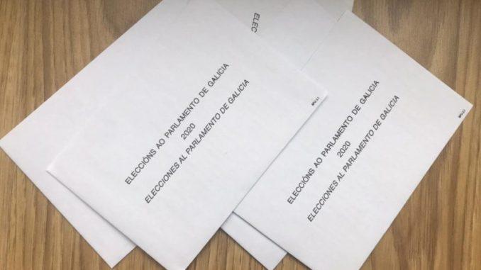 Un total de 2,2 millones de gallegos están llamados a las urnas este domingo,