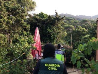 Intervenidos 500 kilos de hachís y detenidas cinco personas en Ayamonte,