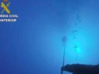 Encuentran el cuerpo de Fernando Garfella, el submarinista desaparecido en aguas de Sant Telm,