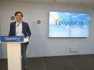 """El PP acusa a Sánchez de """"silencio"""" ante el procedimiento judicial contra Podemos,"""