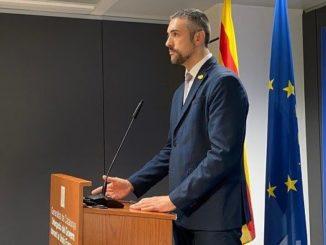 El consejero de Acción Exterior de Cataluña afirma que hay cinco heridos  españoles en Líbano,