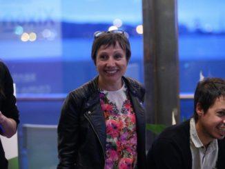 Fallece la portavoz dePodemos-Equo en Gijón, Yolanda Huergo,