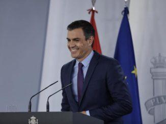 """Sánchez tras la marcha de Juan Carlos I manifiesta que """"todo responsable público debe rendir cuentas de su conducta"""","""