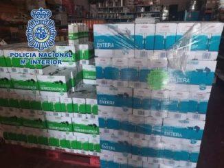 Detienen al responsable de Cruz Roja en Almería por vender la leche donada,