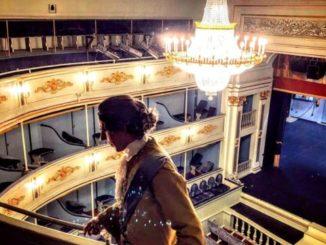 SEl Real Coliseo Carlos III de El Escorial reanuda las visitas teatralizadas desde este martes,