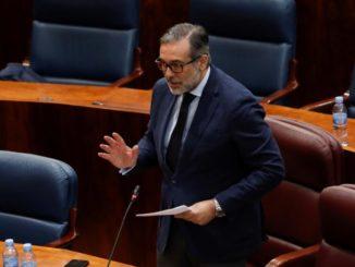 """Enrique López (PP) piensa que Podemos """"se ha convertido en aquello que denunciaba hace unos años"""","""