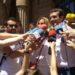 """El """"héroe de San Fermín"""" se proclama presidente del Partido Popular"""