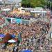 Se desploma el paseo marítimo de Vigo durante el festival 'O Marisquiño'
