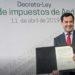 Firman el Decreto Ley para bonificar el Impuesto de Sucesiones y Donaciones en Andalucía