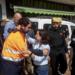 Robles se muestra 'sobrecogida' tras visitar las zonas más afectadas por las inundaciones